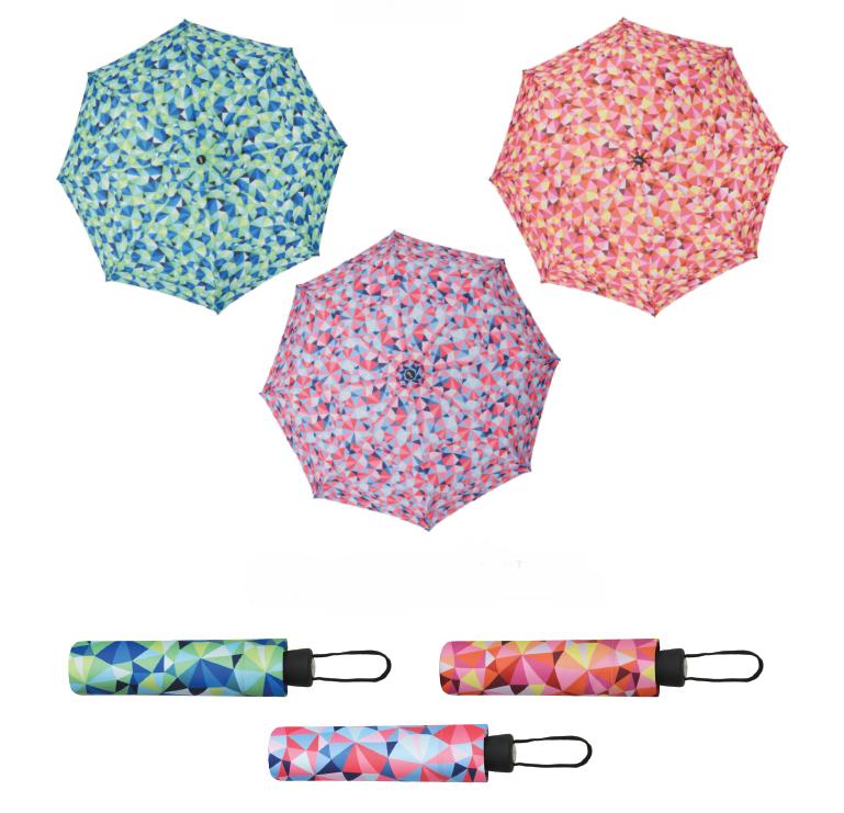 Dámský deštník Enjoy Kaleido S.Oliver