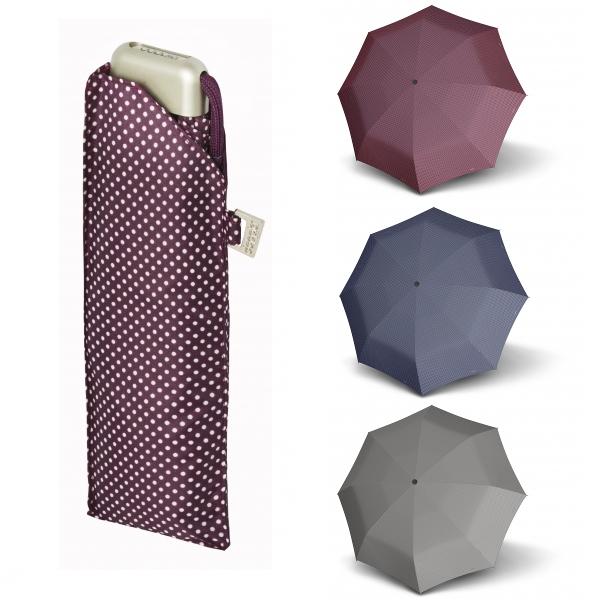 Dámský deštník Mini Slim Carbonsteel Chic DOPPLER
