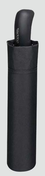 Pánský deštník Magic XM DOPPLER černý