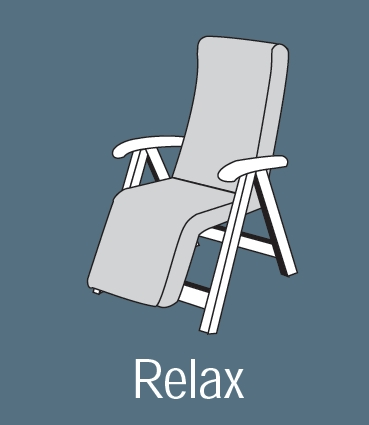 Polstr LIVING 2097 relax Doppler