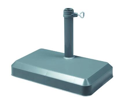 Balkonový sokl 25 kg antracit Doppler