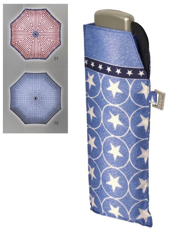 Deštník Mini Slim Stars & Stripes DOPPLER