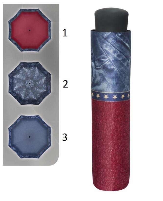 Deštník Mini Hit Jeans DERBY