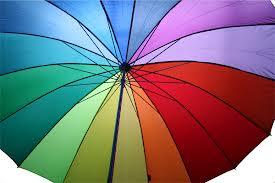 Duhový deštník Golf Duha DOPPLER
