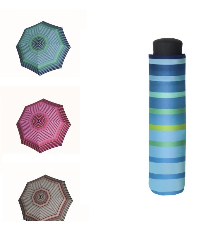 Dámský deštník Mini Light Line up DERBY