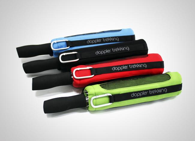 69931457418 Deštník Golf Fiber Trekking DOPPLER