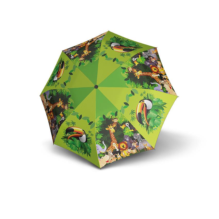 Dětský deštník Jugend Automatik Jungle DOPPLER
