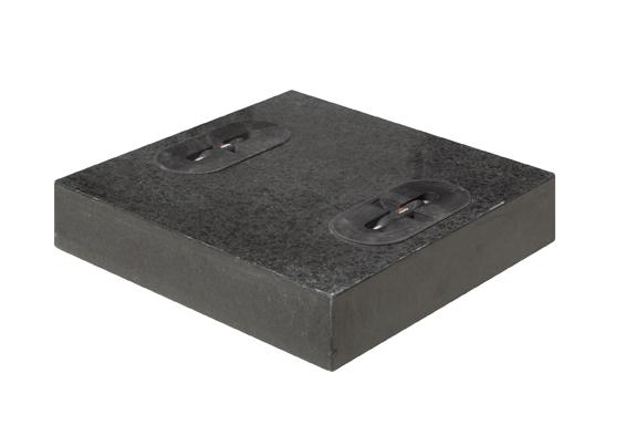 Design žulová dlaždice 55kg 50x50cm Doppler