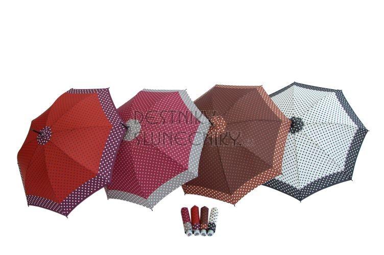 Dámský deštník Dots Mini Light DOPPLER