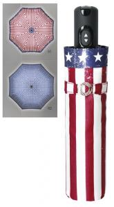 Dámský deštník Magic Carbonsteel Stars & Stripes DOPPLER