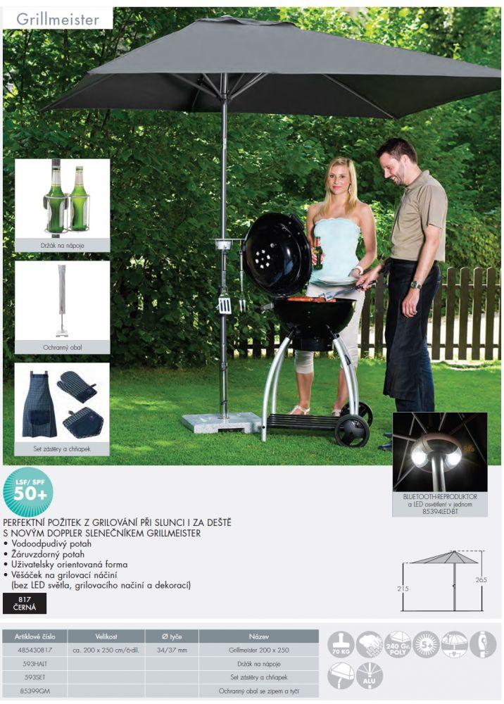 ochrann obal pro grillmeister doppler de tn ky slune n. Black Bedroom Furniture Sets. Home Design Ideas